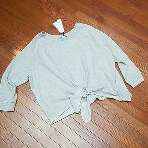 525  America M Sweatshirt Gray New